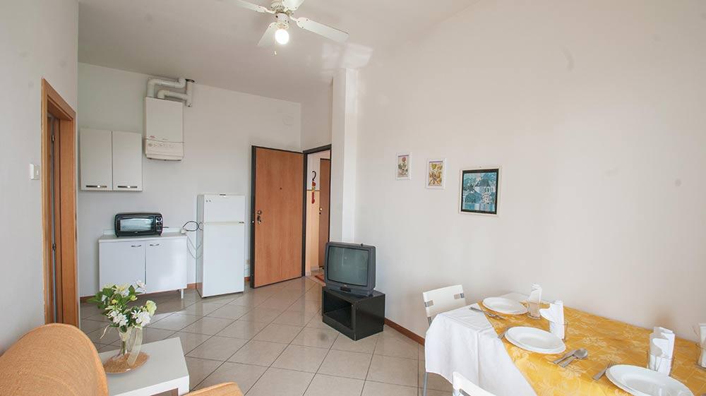Appartamenti per vacanze a gabicce scegli il residence 4 for Appartamenti gabicce mare
